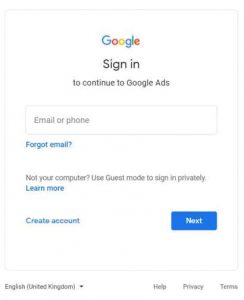 STEP 5 To continue you to login with your email and password