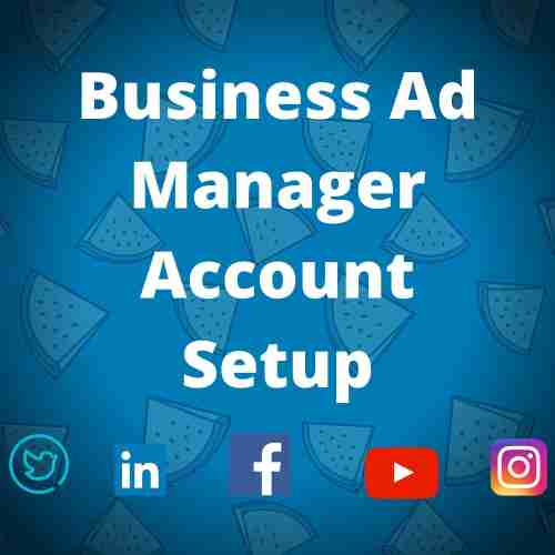 smm services - Create Ad Manager Account