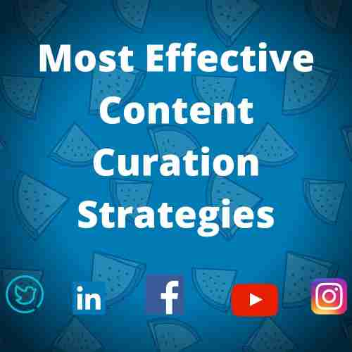 SMM Services - Most Effective Content Curation Strategies
