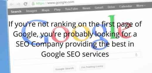 SEO service SEO Agency SEO expert SEO company
