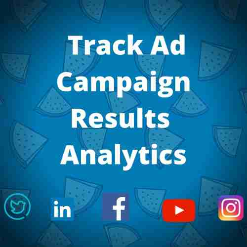 SMM Services - Track Ad Campaign Results Analytics