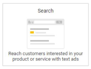 Search Ads - Google Ads Agency