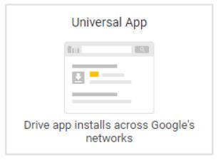 Google Ads Service Universal App