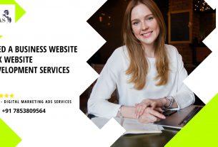 Need A Business Website Wix Website Development Services